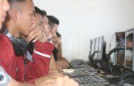 MA/MTs Ummul Quro Al Islami, Perdana Melaksanakan UNBK (Ujian Nasional Berbasis Komputer)