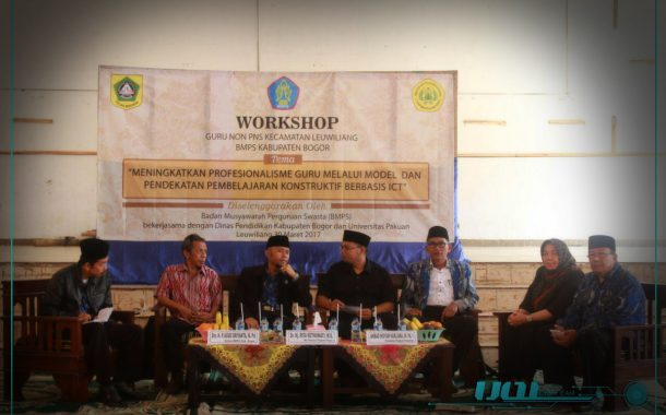Workshop Guru Swasta Komisariat Leuwiliang