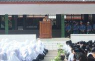 Apel Perdana Semester Genap, TA 2017/2018 Bersama Pimpinan Pesantren