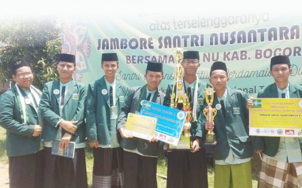 Pesantren Modern Ummul Quro Al-Islami Untuk Kedua Kalinya Menjadi Juara Umum JSN